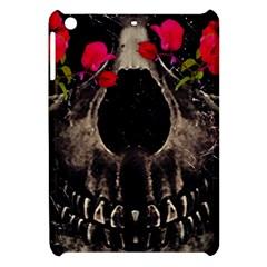 Death And Flowers Apple Ipad Mini Hardshell Case
