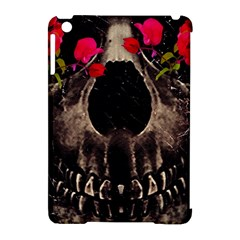 Death And Flowers Apple Ipad Mini Hardshell Case (compatible With Smart Cover)