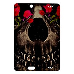 Death and Flowers Kindle Fire HD 7  (2nd Gen) Hardshell Case
