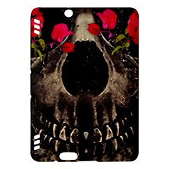 Death And Flowers Kindle Fire Hdx 7  Hardshell Case