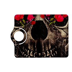 Death and Flowers Kindle Fire HD 7  (2nd Gen) Flip 360 Case