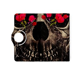 Death And Flowers Kindle Fire Hdx 8 9  Flip 360 Case