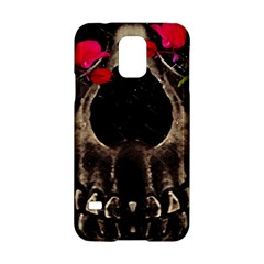 Death And Flowers Samsung Galaxy S5 Hardshell Case