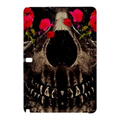 Death And Flowers Samsung Galaxy Tab Pro 12 2 Hardshell Case