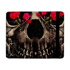 Death and Flowers Samsung Galaxy Tab Pro 8.4  Flip Case