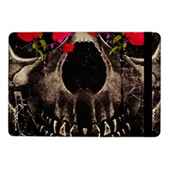 Death and Flowers Samsung Galaxy Tab Pro 10.1  Flip Case