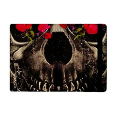 Death and Flowers Apple iPad Mini 2 Flip Case
