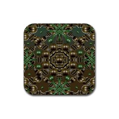 Japanese Garden Drink Coaster (Square)