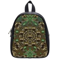 Japanese Garden School Bag (small)