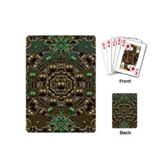 Japanese Garden Playing Cards (Mini)