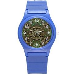 Japanese Garden Plastic Sport Watch (Small)