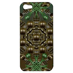 Japanese Garden Apple Iphone 5 Hardshell Case