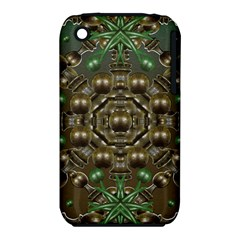 Japanese Garden Apple iPhone 3G/3GS Hardshell Case (PC+Silicone)