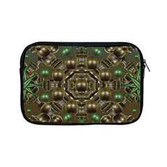 Japanese Garden Apple Ipad Mini Zippered Sleeve