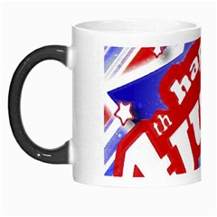 4th Of July Celebration Design Morph Mug