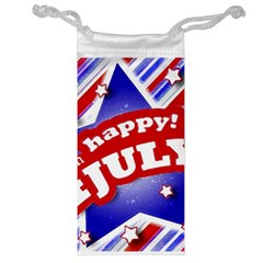 4th Of July Celebration Design Jewelry Bag