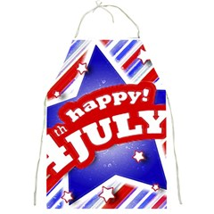 4th of July Celebration Design Apron