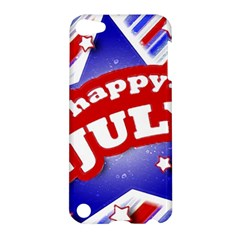 4th Of July Celebration Design Apple Ipod Touch 5 Hardshell Case