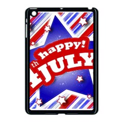 4th Of July Celebration Design Apple Ipad Mini Case (black)