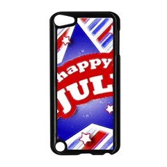 4th Of July Celebration Design Apple Ipod Touch 5 Case (black)