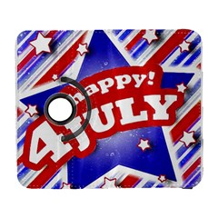 4th of July Celebration Design Samsung Galaxy S  III Flip 360 Case
