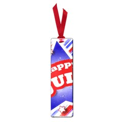 4th of July Celebration Design Small Bookmark