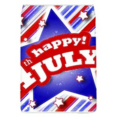 4th Of July Celebration Design Removable Flap Cover (large)