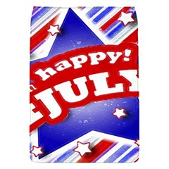 4th of July Celebration Design Removable Flap Cover (Small)