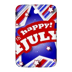 4th of July Celebration Design Samsung Galaxy Note 8.0 N5100 Hardshell Case