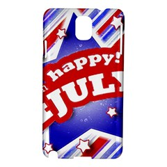 4th of July Celebration Design Samsung Galaxy Note 3 N9005 Hardshell Case