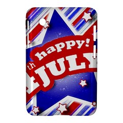 4th of July Celebration Design Samsung Galaxy Tab 2 (7 ) P3100 Hardshell Case