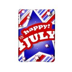4th of July Celebration Design Apple iPad Mini 2 Hardshell Case