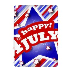 4th of July Celebration Design Samsung Galaxy Note 10.1 (P600) Hardshell Case