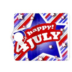 4th of July Celebration Design Kindle Fire HDX 8.9  Flip 360 Case