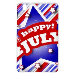 4th of July Celebration Design Samsung Galaxy Tab Pro 8.4 Hardshell Case
