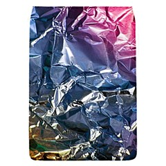 Texture   Rainbow Foil By Dori Stock Removable Flap Cover (Small)