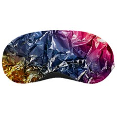 Texture   Rainbow Foil By Dori Stock Sleeping Mask