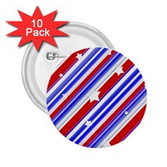 American Motif 2 25  Button (10 Pack)