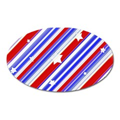 American Motif Magnet (oval)