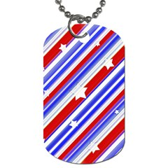American Motif Dog Tag (Two-sided)