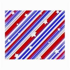 American Motif Glasses Cloth (Small, Two Sided)