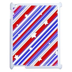 American Motif Apple Ipad 2 Case (white)