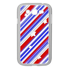 American Motif Samsung Galaxy Grand DUOS I9082 Case (White)