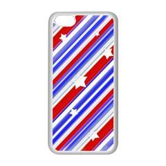 American Motif Apple iPhone 5C Seamless Case (White)