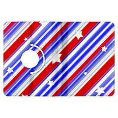 American Motif Kindle Fire HDX 7  Flip 360 Case