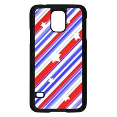 American Motif Samsung Galaxy S5 Case (Black)