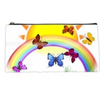 Butterfly Rainbow Days Pencil Case Front