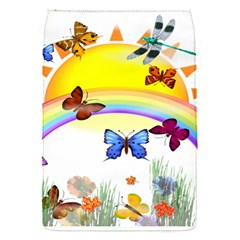 Butterfly Rainbow Days Removable Flap Cover (Small)