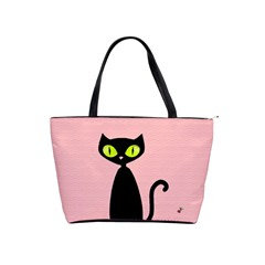 One Cool Cat Large Shoulder Bag