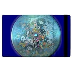 Led Zeppelin Iii Digital Art Apple Ipad 2 Flip Case